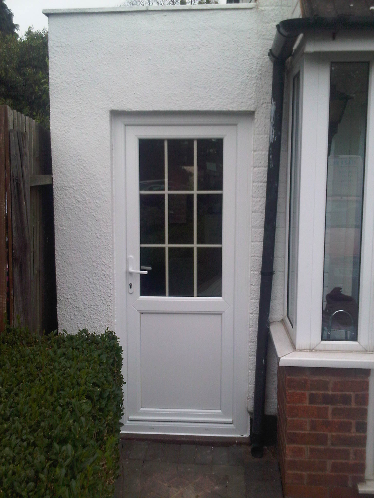 New upvc composite doors double glazing window repairs for Double glazed glass panels